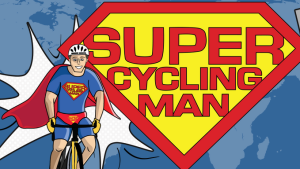 Super Cycling Man