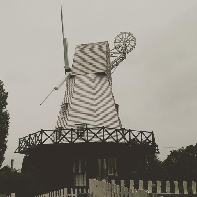 Mill in Rye