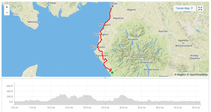 Route Day 1