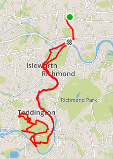 Wiggly Route