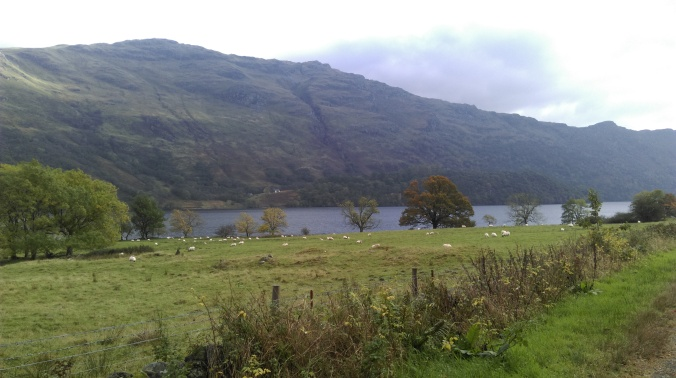 Beautiful, beautiful Loch Lomond